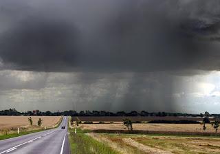 Previsão é de chuvas acima da média na PB para março, abril e maio