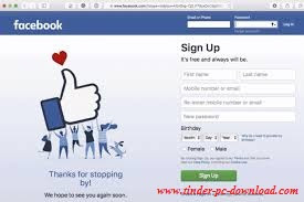 Tinder Sign Up on Facebook