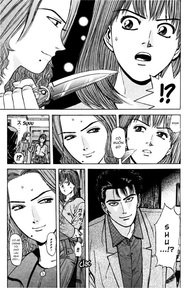 Psychometrer Eiji chapter 33 trang 9