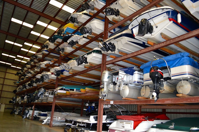 Storing Your Boat