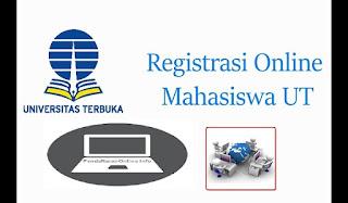 Pendaftaran Online UT Universitas Terbuka 2018/2019