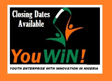 YouWin 2017 Closing Date is August | YOUWIN Connect Nigeria Opened (Apply Now)