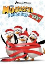 Madagascar: los pingüinos en travesura navideña (2005)