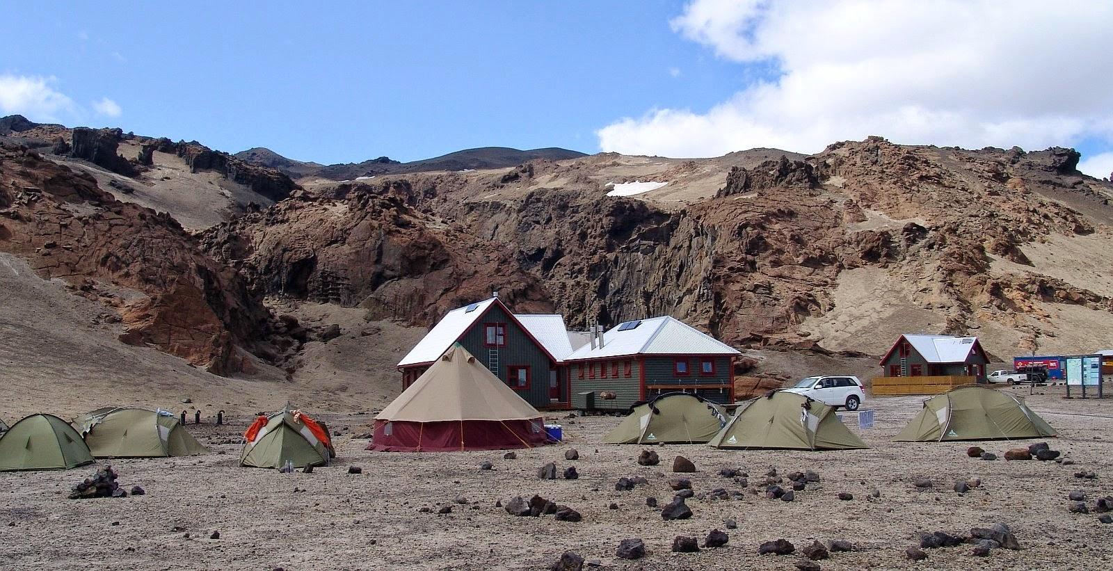 Camping en Islandia - Acampar en Islandia