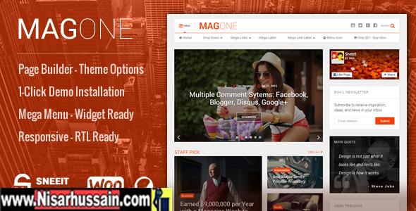 MagOne v5.3 Premium Version