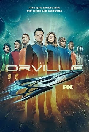 The Orville - 1ª Temporada Séries Torrent Download capa