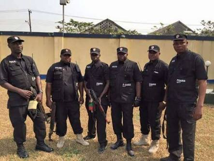 President Buhari Has Ordered Total Overhaul Of SARS