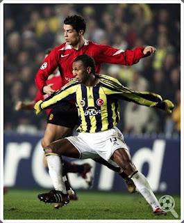 Mehmet Aurelio Fenerbahçe Manchester United Cristiano Ronaldo