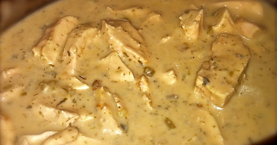 This crock pot chicken stew has a thick and creamy broth that simmers slowly with red potatoes and your favorite vegetables. This stew is amazing on its' own or served over biscuits!