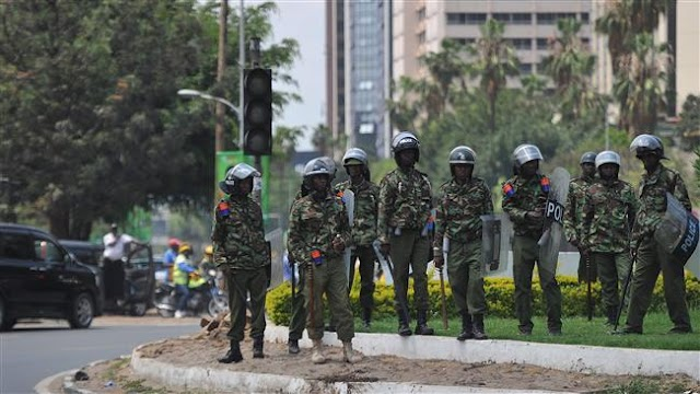 Kenya police killed 67 in violence after vote annulment: Human Rights Groups