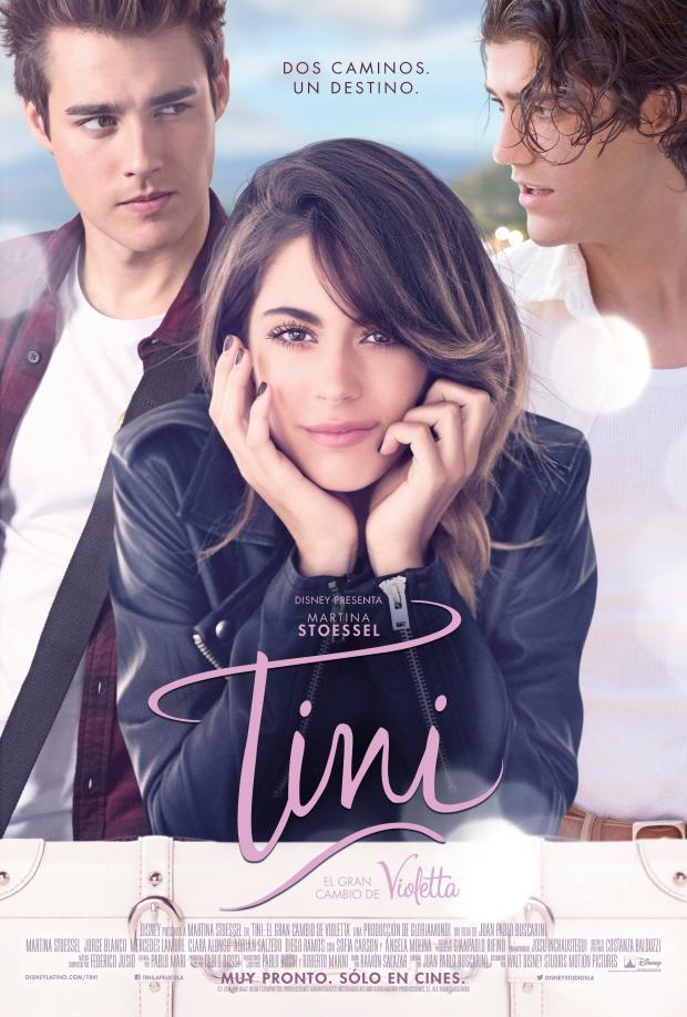 Tini: El gran cambio de Violetta [2016] [DVDR] [NTSC] [Latino]