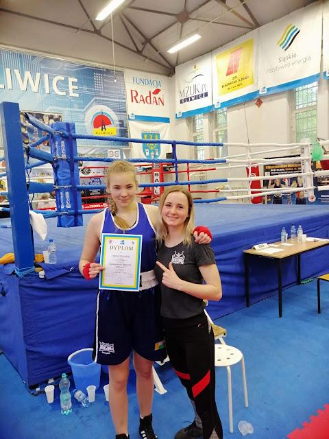 boks kobiet, pieściarstwo,Hanna Wysocka, Adriana Marczewska, trening, kobiety, Zielona Góra, boks