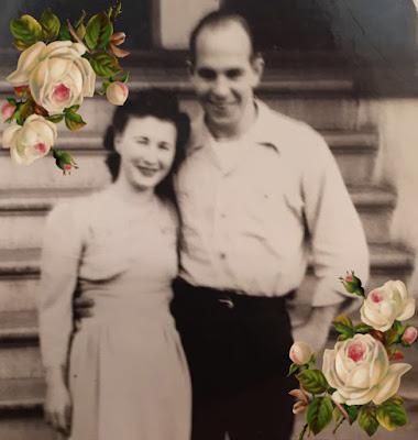 Estelle Lach Lewis and Francis Lewis