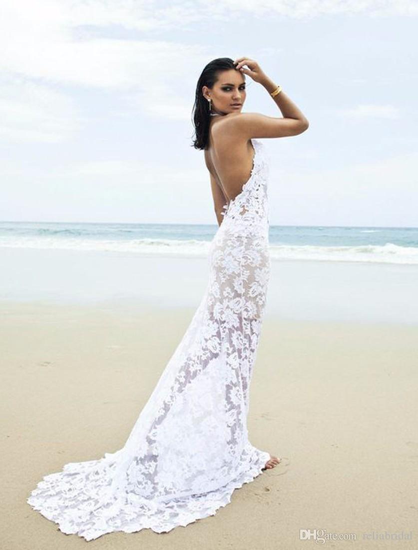 Beach Wedding Dresses 2015 Images
