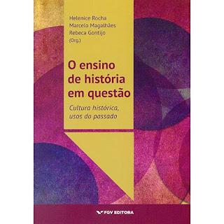 livro O Ensino de História em Questão promoção