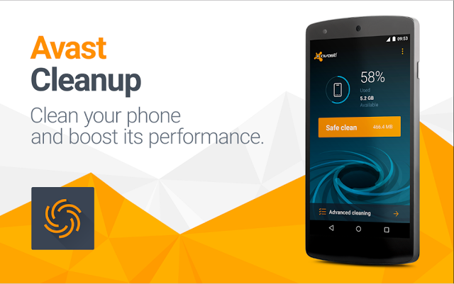 Avast at Smartphone