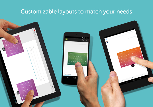 SwiftKey Kini Gratis di Google Play Store