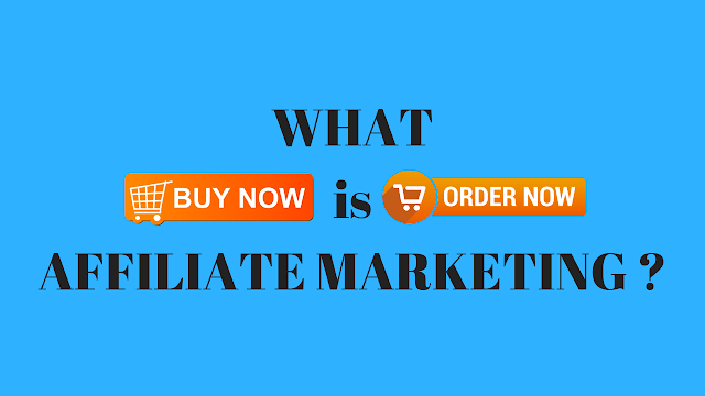 What is an affiliate marketing