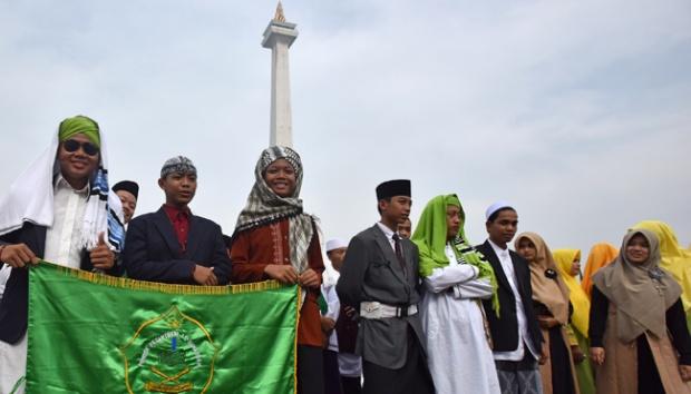 Ponpes NU Tolak, Jika Ada Edaran Rizieq Jadi Imam Umat Islam