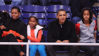 What Obama Told His Daughters About Trump's Win And The Racial Attacks That Followed