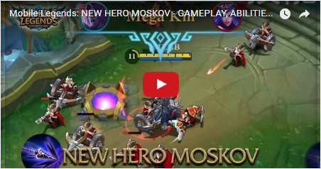 New Hero Update Moskov Is A Marksman for 32k BP