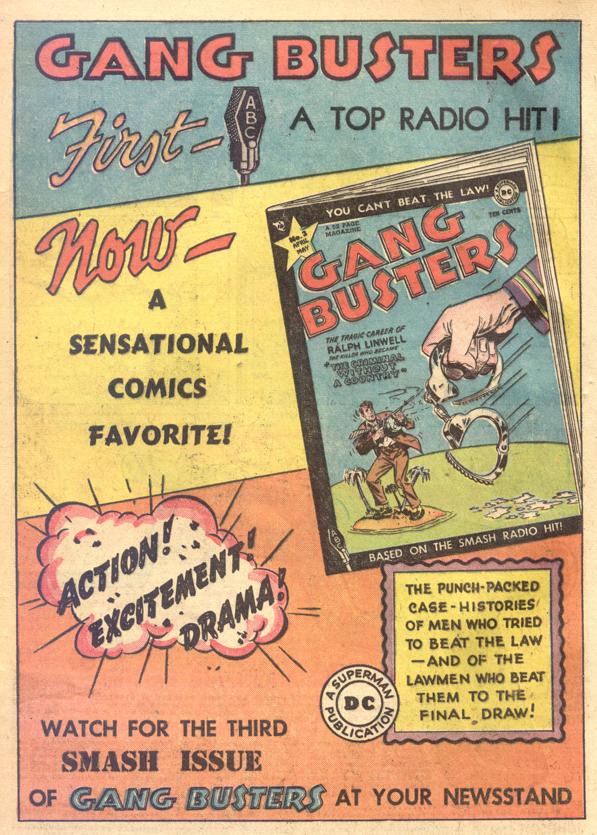Read online Detective Comics (1937) comic -  Issue #134 - 49