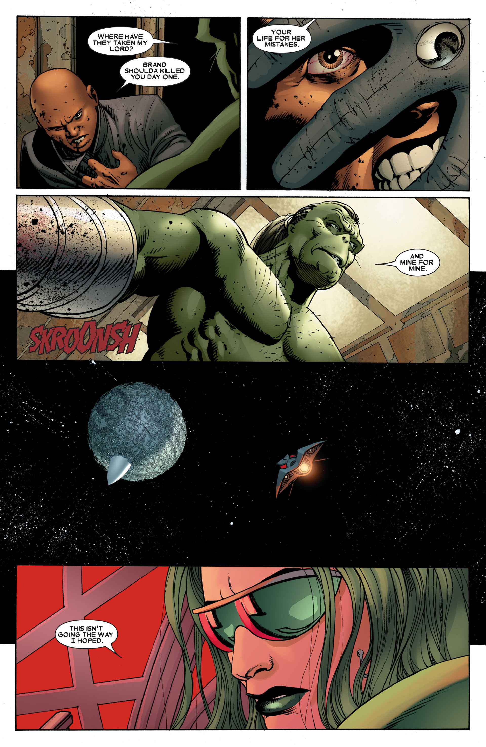 Read online Astonishing X-Men (2004) comic -  Issue #24 - 11