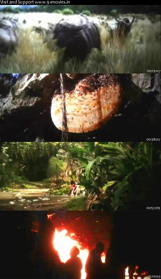 The Jungle Book 2016 Hindi Dubbed pDVDRip
