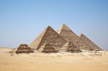 Giza, Mesir