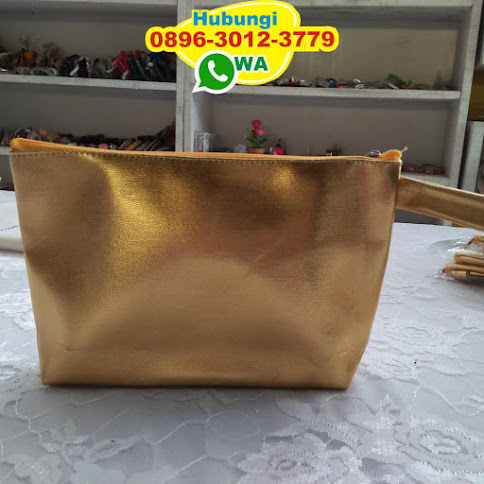 distributor Dompet Vinyl Gold and Silver eceran 53239