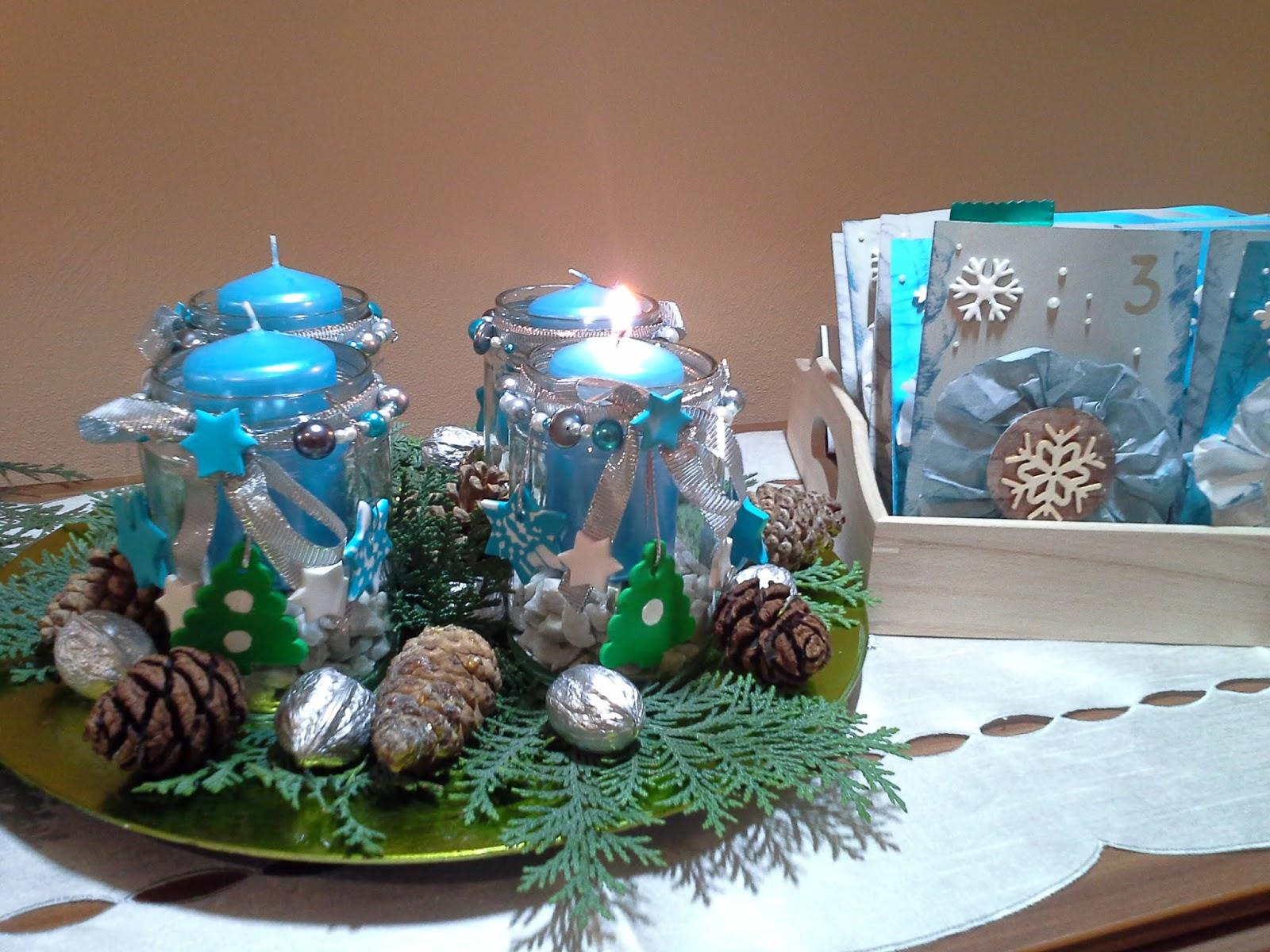 Adventskranz-Weihnachtsdekoration-selber-machen