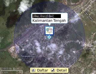 Cara menemukan teman dekat, pacar, keluarga dengan google map