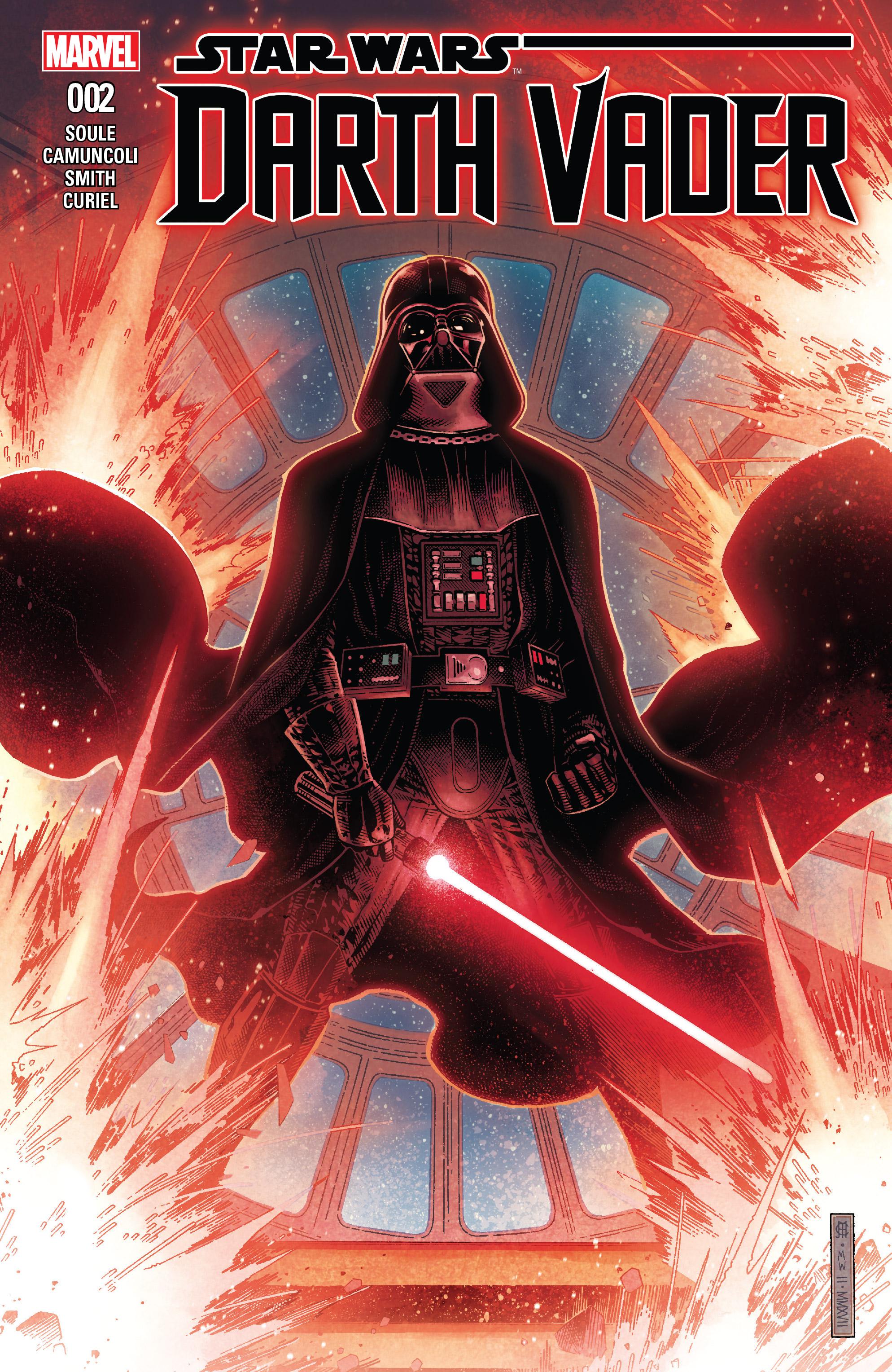 Darth Vader (2017) 2 Page 1