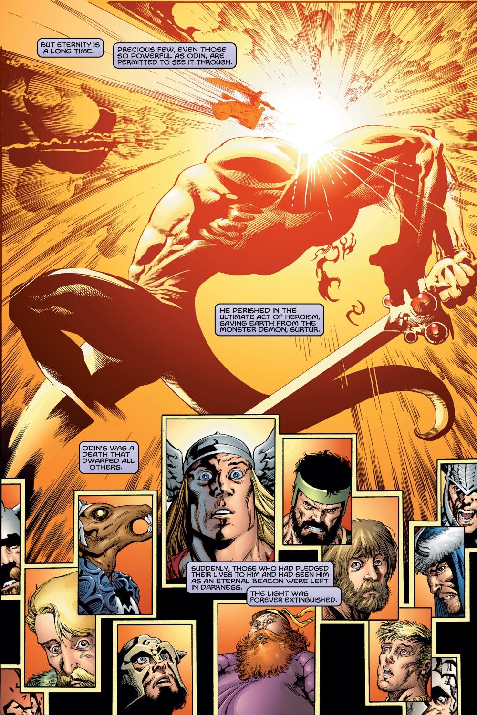 Thor (1998) Issue #50 #51 - English 4