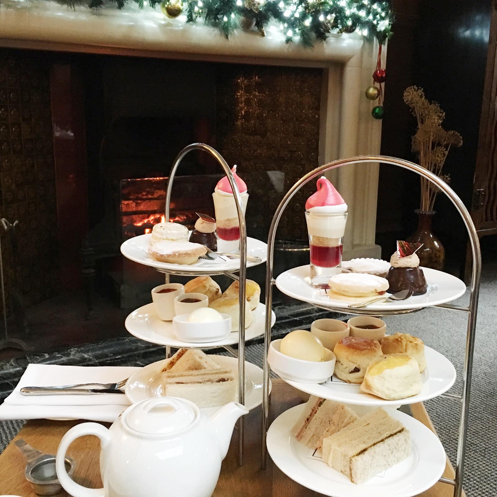 Festive Afternoon Tea Jesmond Dene House