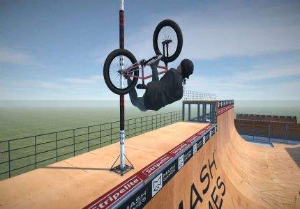 BMX Streets Pipe Free Download For PC Full Version