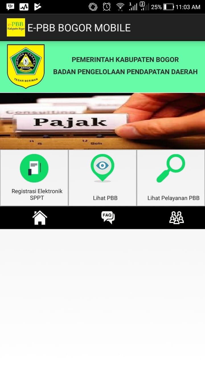 Peluncuran Aplikasi E Pbb Badan Pengelolaan Pendapatan Daerah Kabupaten Bogor Radar Nusantara News