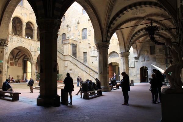 Ingressos para o Museu Bargello em Florença