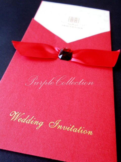 Red Chinese Double Happiness Wedding Invitation Cards, Sliding Pocket, Inlay sheets insert into the card, red card, chinese wedding card, double happiness card, wedding card, pocket style, wedding invitation card, chinese wedding