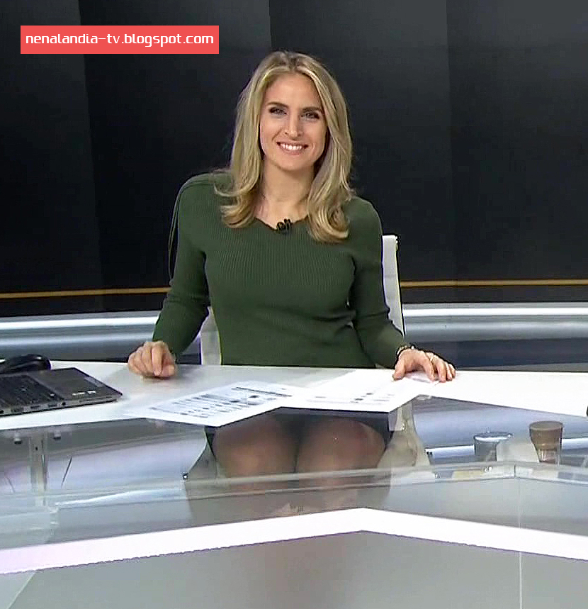 Nenalandia tv Angie Rigueiro  A3 Noticias  170118