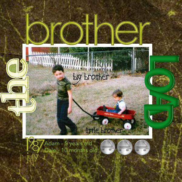 the brother load