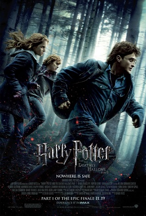 Harry Potter and the Deathly Hallows- Part 1 2010 Dual Audio Hindi 720p BluRay 1GB