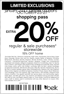 Belk Coupons