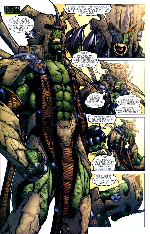 Read online Sigil (2000) comic -  Issue #8 - 3