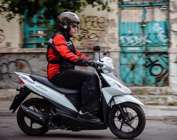 Motor Suzuki yang Kurang Laku di Pasar Lokal
