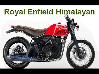 Royal Enfield Himalayan 2016