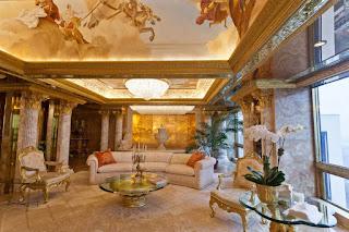Inside Donald Trump House, Melania Trump House