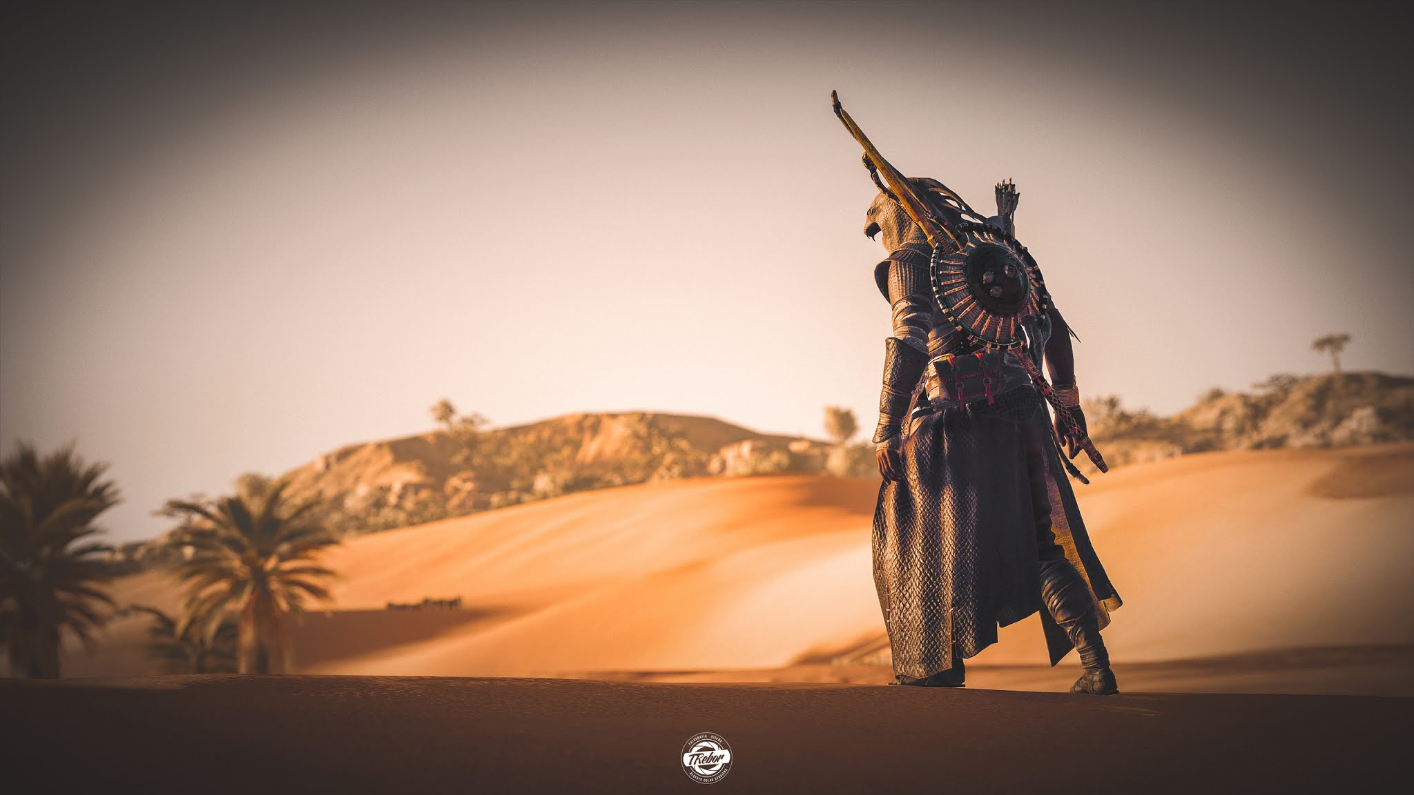 4k Assassins Creed Origins