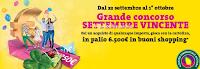 Logo ''Settembre Vincente'': in palio 815 buoni acquisto Gallerie Auchan