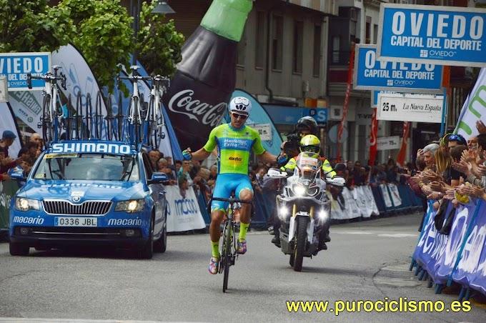 Las fotos de la 1ª etapa de la Vuelta a Asturias 2017